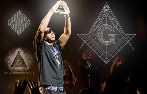 illuminati hand signs jay z - photo #2